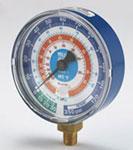 "3-1/8"" Dry Manifold Gauge (F & C) Class 1 1% Accuracy"