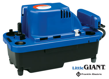 NxtGen Automatic Condensate Removal Pump by Little Giant