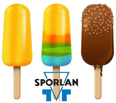 Sporlan Ice Cream Counter Day