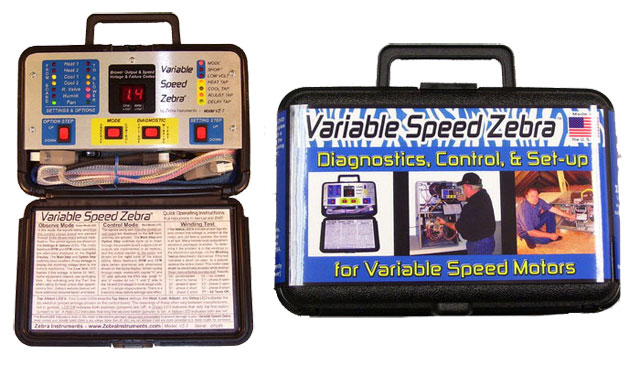 Varible Speed Zebra