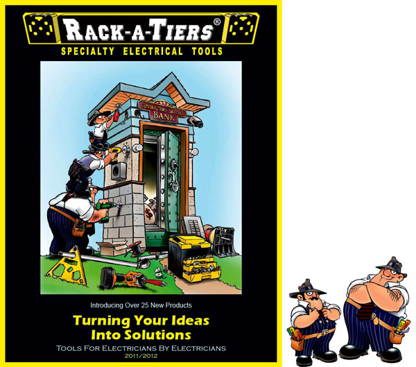 Download a Rack-A-Tiers Catalog