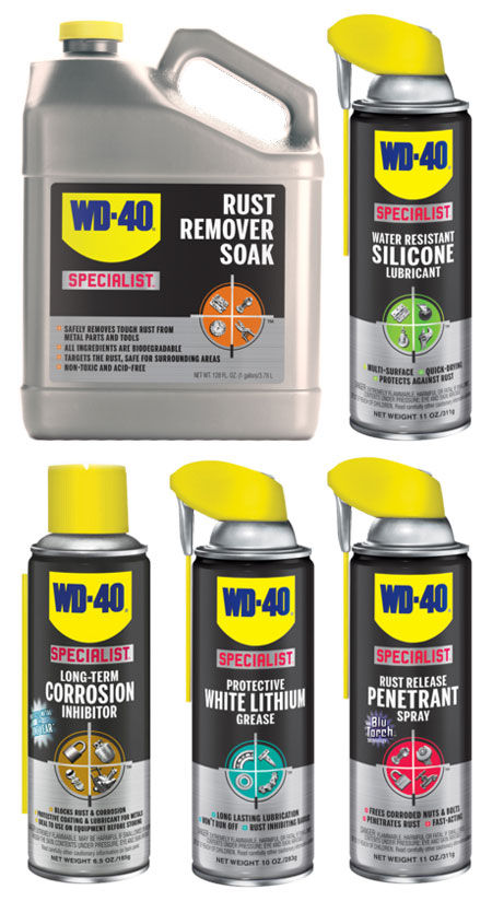 WD-40 Specialist Line of Products