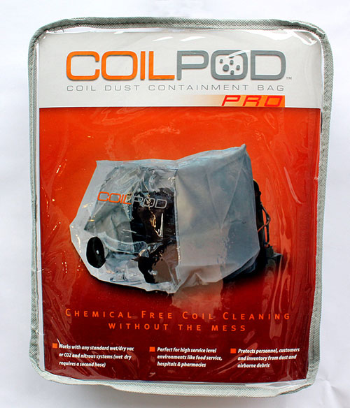 Coilpod Coil Dust Containment Bag