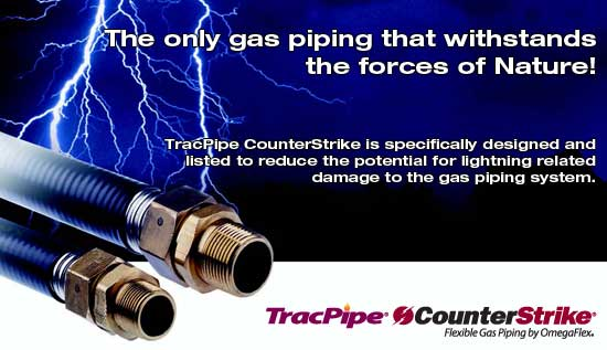 SWH Supply Company | TracPipe CounterStrike