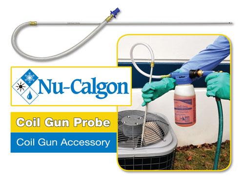 Nu-Calgon Coil Gun Probe
