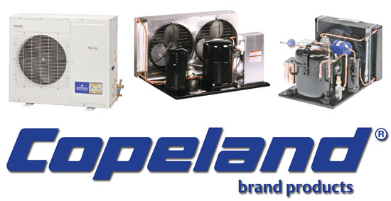 Copeland Brand Hermetic Refrigeration Condensing Units