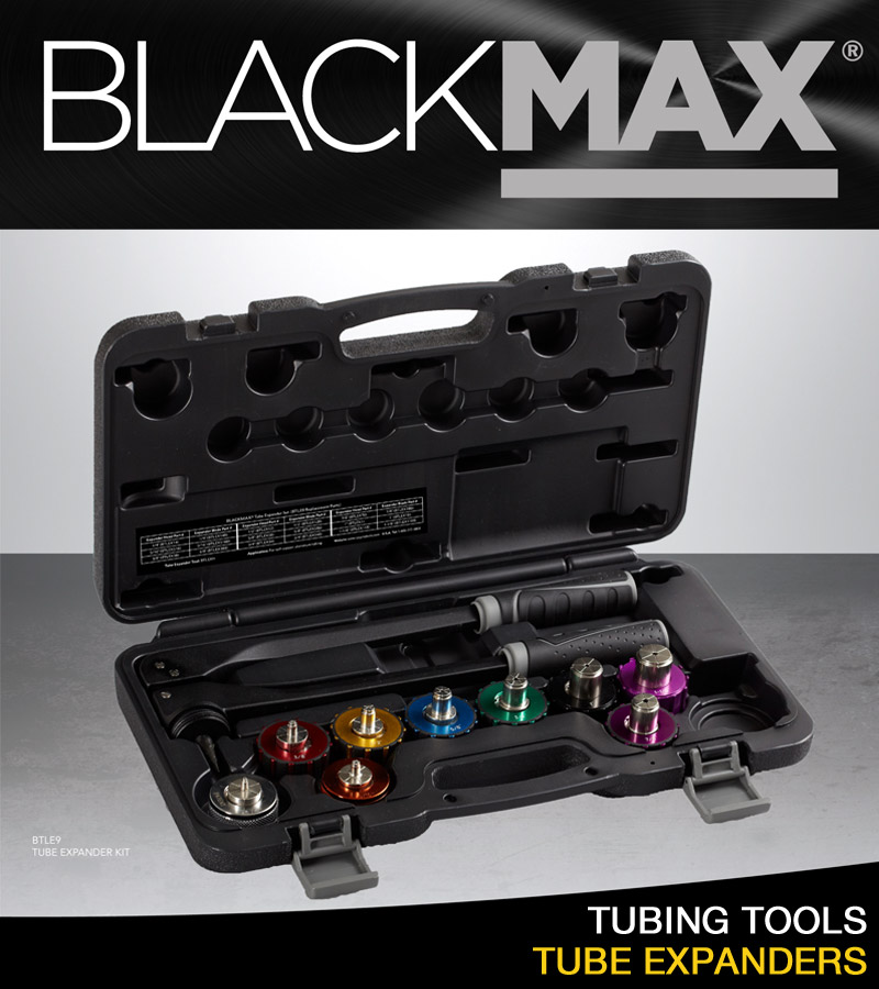 blackmax tube expanders