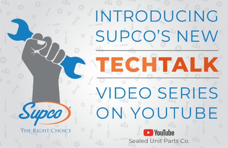 Supco's TECHTALK