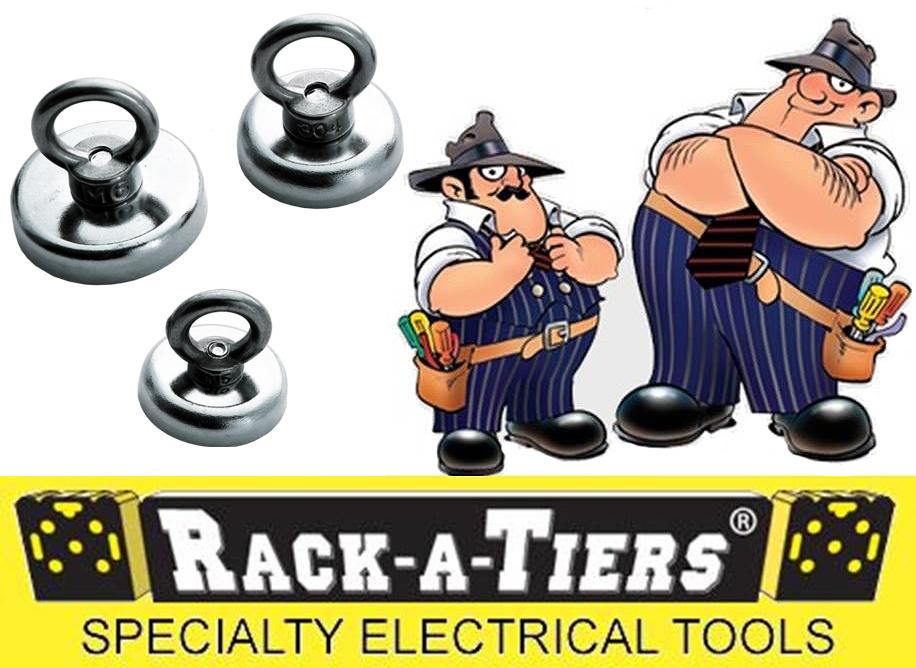 Rack-A-Tiers Van Magnets