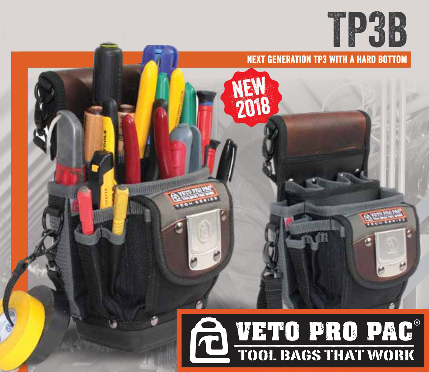 Veto Pro Pac TP3B