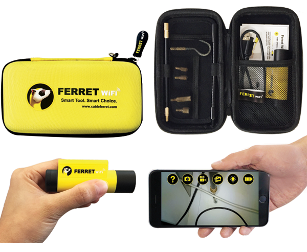 The Ferret WiFi Inspection Tool